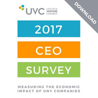 The 2017 Upstate Venture CEO Survey is live!